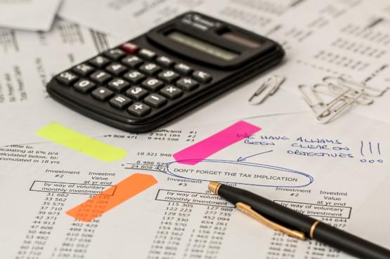 Taxe : prélèvement à la source