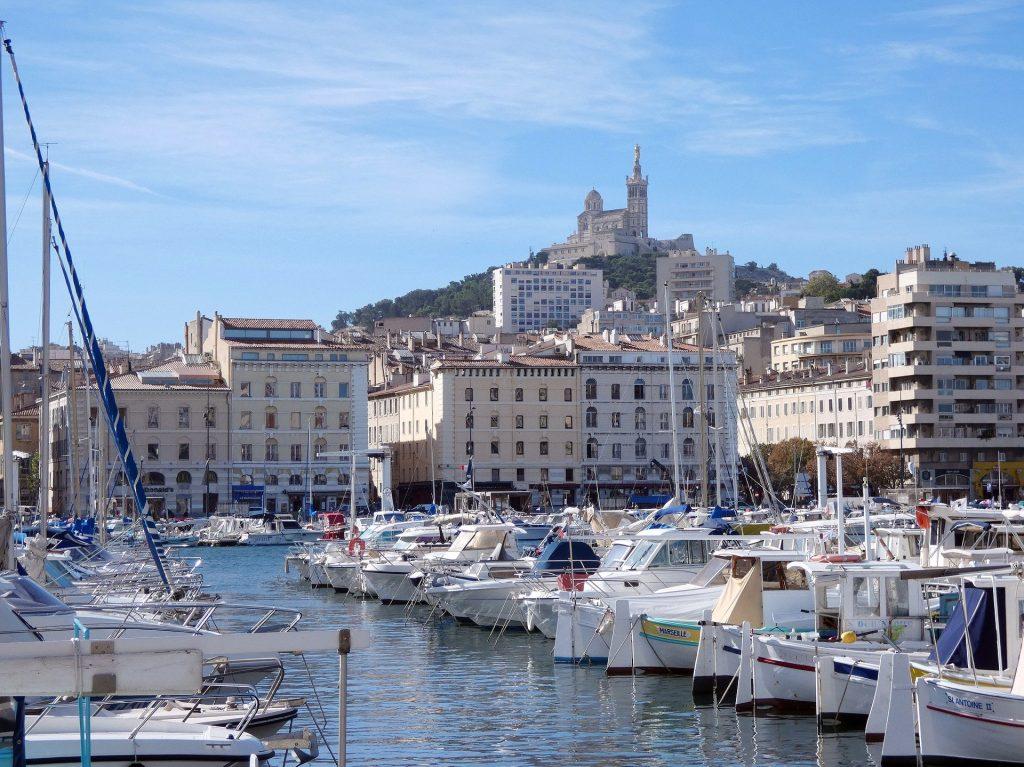 Marseille, premier port de France